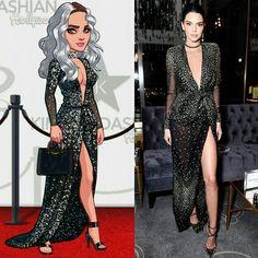 Kendall Jenner - Weekend Event 1/12/2018