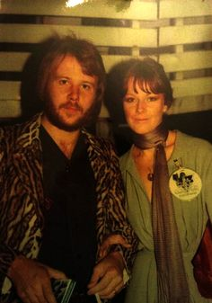 your favourite Benny and Frida pic - Seite 56 | www.abba4ever.com