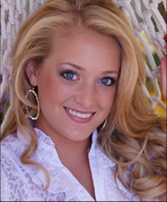 Miss Idaho 2012 Whitney Wood. One of the cutest gal's I know!