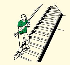 how to clear a home stairways illustration Military Tactics, Military Guns, Tactical Training, Tactical Gear, Home Defense, Self Defense, Law Enforcement Training, Martial, Story Drawing