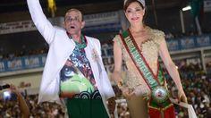 Grande Rio escolhe samba-enredo para o #carnaval de 2014