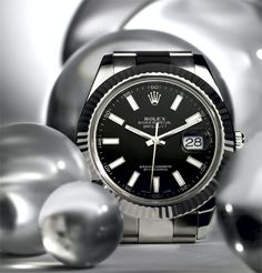 rolex oyster perpetual datejust II watch