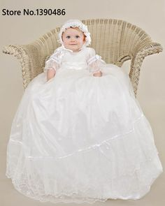 long style formal baby party dress,christening gowns,baptism dresses