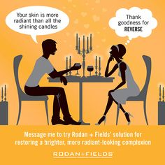 The new Reverse Regimen is the answer to brighter, younger looking skin. Http://lromano.myrandf.com