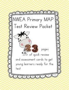 Here is a 20+ page packet of test review cards to prepare your kiddos for the MAP test. This doesn't include EVERYTHING the MAP tests, but it includes everything that my Kinders struggle with.I go through a few of these every day in our morning circle, and also use them as an assessment tool.Check out the preview to see all that's included.** THIS IS INCLUDED IN THE MAP TEST BUNDLE I OFFERAlso be sure to check out my Patterning Practice Pages, which mimic the way patterning is presented on…