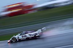 Shaun Lynn, Jaguar XJR-12