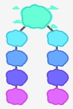 Flower Background Wallpaper, Cute Wallpaper Backgrounds, Color Art Lessons, Mind Map Art, Mind Map Design, Math Design, Boarder Designs, School Frame, Powerpoint Background Design