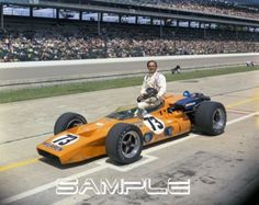1970-Indianapolis-500-Peter-Revson-McLaren-Offy-Indy