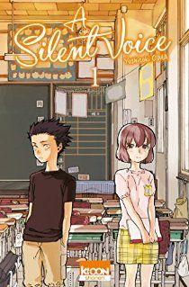 A Silent Voice, tome 1 par Yoshitoki Oima