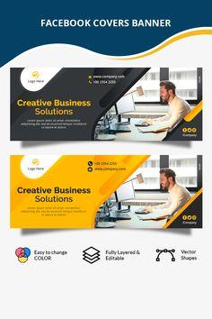Template Item No : # 80691 Social Media Ad, Social Media Banner, Social Media Template, Social Media Design, Social Media Graphics, Banner Design Inspiration, Web Banner Design, Web Banners, Template Web