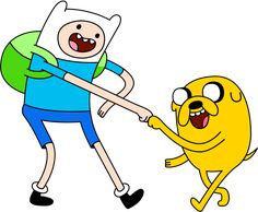 adventure time, come on, grab your friends