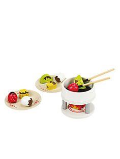 Hape Toys - Chocolate Fondue Play Set 25/17.5