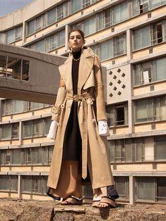 Valery Kaufman for Vogue Russia by Sebastian Kim
