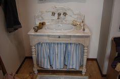 vecchi mobili da toilette - Cerca con Google