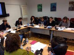 Imágenes de Reunión del grupo de trabajo de igualdad de oportunidades del IndustriALL Europe  https://flic.kr/s/aHsjRwo9m