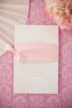 Michaels wedding department brides ivory and flocked swirl its do it yourself you get white invites print them stamp them and wrap with ribbon the possibilities are endless solutioingenieria Choice Image
