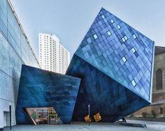 Contemporary Jewish Museum – San Francisco, California, United States. 2008 | Studio Daniel Libeskind