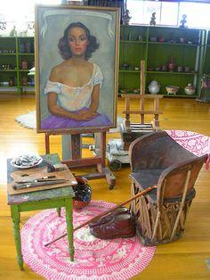House- Studio Museum of Diego Rivera and Frida Kahlo