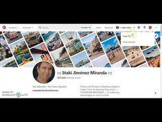 Cómo subir un grupo de fotos a Pinterest cómodamente - YouTube
