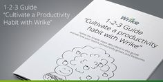 """Wrike's """"1-2-3 Guides"""" make it super easy to start using this complex tool."""