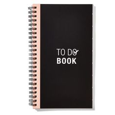 To Do List Notebook $3