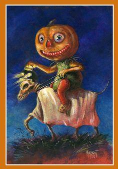 CGC Exclusive Postcard Edition of 20 Halloween 4, Scary Halloween Decorations, Halloween Pictures, Halloween Horror, Halloween Cards, Holidays Halloween, Vintage Halloween, Spooky Scary, Holiday Pictures
