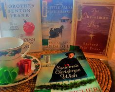 Ginger Dawn … A Spice Just Below the Horizon: Christmas Reading: Part Two