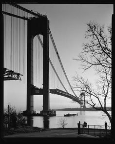 On November 21, 1964, the Verrazano-Narrows Bridge opened, and thousands of drivers pressed on the gas. For the first time, all five boroughs were connected by roads rather than...