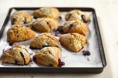 March is Nutrition Month and we have a fantastic series of videos that we are very excited to share with you. First up Blueberry Scones! These heart healthy scones make a great snack or can be par… Brunch Recipes, Breakfast Recipes, Healthy Scones, Blueberry Scones Recipe, Sweet Breakfast, Freshly Baked, Baking Recipes, Good Food, Snacks