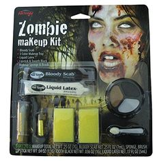 Dress-Up Toy Makeup - Zombie Wound Makeup Kit >>> Be sure to check out this awesome product.