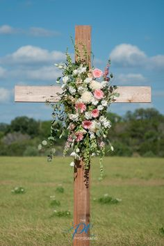 Rachel and Nelson – The Lodge at Country Inn Cottages – San Antonio Wedding Photographer — The PK Photographs Church Wedding Flowers, Cheap Wedding Flowers, Wedding Ceremony Decorations, Church Decorations, Wedding Cross, Dream Wedding, Wedding Day, Forest Wedding, Trendy Wedding