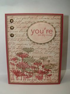 365 Challenge Upsy Daisy -jm by catcrazy - Cards and Paper Crafts at Splitcoaststampers