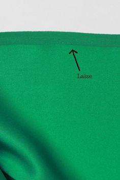 Un dictionnaire qui réunit tous les termes techniques en couture l Tutos Couture