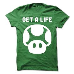 Get A Life T-Shirt Hoodie Sweatshirts oou. Check price ==► http://graphictshirts.xyz/?p=61828
