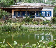 Casa da Fazenda Dom Pedro II (Foto: Ellen Soares / Gshow)