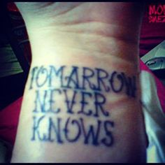 that tattooists don t bother doing a spell check before scribbling the ...
