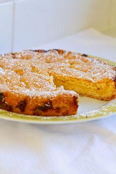 Varomeando: Cake de crema de limón