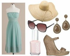 LIGHT cool Summer Colors to Wear | ... style blog: reader question: what to wear to summer weddings