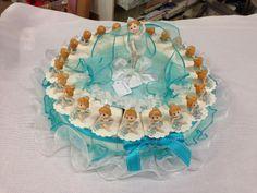 Torta ballerine (Dancers cake)