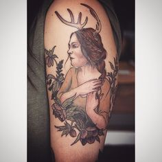 Finished this lady up today! Thanks Nicole!!!