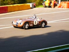 Jaguar C-Type 1952