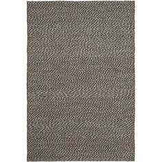 Safavieh Natural Fiber Collection NF448A Handmade Grey and Grey Sisal Area Rug, 6 feet by 9 feet (6′ x 9′) #handmade The Safavieh Natural Fibers Collection uses premium, natural fibers to create beautiful, modern rugs.  These rugs are hand-woven of 100% natural seagrass.  The cotton backing adds durability, and protects your floors. These modern rugs will add a chic accent to your home. These rugs are made of natural materials such as jute, sissal, and sea grass These rugs are made o..