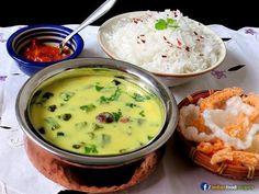 Gujaratji Bhindi Kadhi