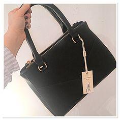 #new #armcandy - @linea_nuovo #black #handbag from @houseoffraser 👜 #bag #blackbag #accessorie #loveit #handbaggoals #newbuy #sales #fashion #fashionista #fashionblogger #instafashion #bblogger #instablog #pearlsandvagabonds