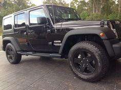 Week 1 Black Jeep, Jeep Wrangler, Jeeps, Vehicles, Car, Jeep Wranglers, Automobile, Jeep, Autos
