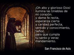 #FranciscoAsis #oracion