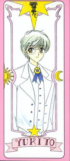 CLAMP, Cardcaptor Sakura, Tsukishiro Yukito, Vest, Tarot Cards