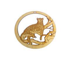 Hey, I found this really awesome Etsy listing at https://www.etsy.com/listing/247363783/cheetah-ornament-cheetah-christmas