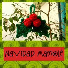 Empieza Noviembre y escuchamos por doquier: Como pasó el año! Ya casi estamos en Navidad! Mamolé ya está pensando como ser parte de tu festejo, de tu arbolito, de tus regalos.  A vos que te gustaría??? #Navidad #AdornosNavideños #HechoAMano @feria