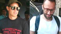 James y Ospina llegaron a Barranquilla para unirse a la Selección Colombia  El volante y el arquero arribaron este lunes al país para comenzarlos preparativos de cara a los compromisos contra Venezuela y Brasil.